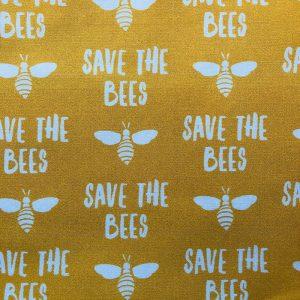 Bienenwachs-Tücher 3er Set Edition Save the Bees